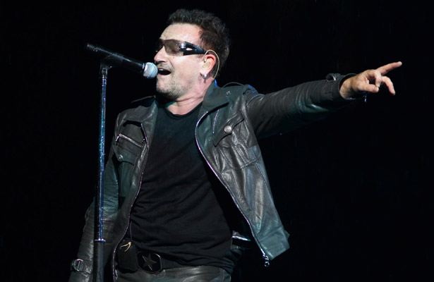 U2 Cancels New Album Because Trump Won Election (Video)